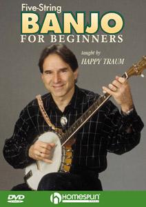 Happy Traum Banjo