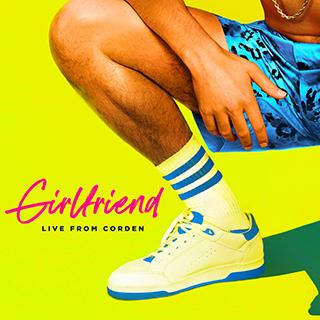 Charlie Puth - Girlfriend (Live on Corden)
