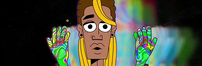 Ty Dolla Sign - Ego Death (feat. Kanye West, FKA twigs & Skrillex) (Official Music Video) Image