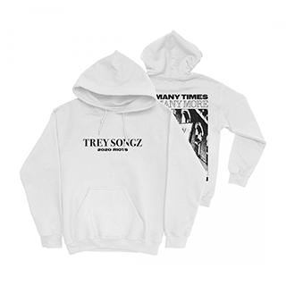 Trey Songz - Riot Box White Hoodie Image