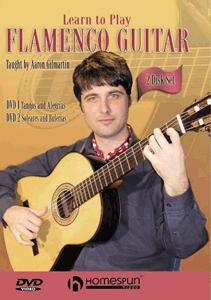 Aaron Gilmartin - Learn Flamenco Guitar