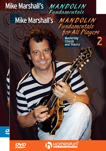 Mike Marshall -  Mandolin Fundamentals for All Players