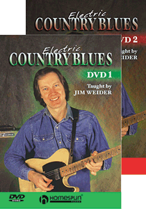 Jim Weider Country Electric