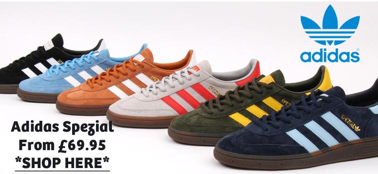 Adidas Spezial Collection