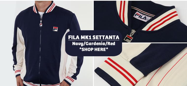 Fila Settanta MK1 Navy