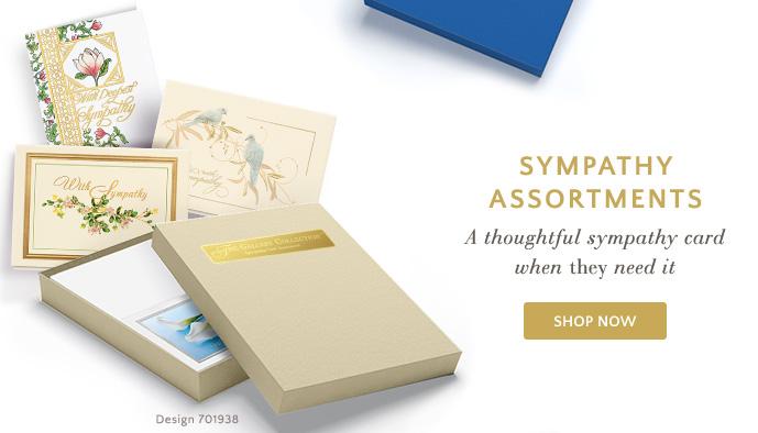 Sympathy - Shop Now