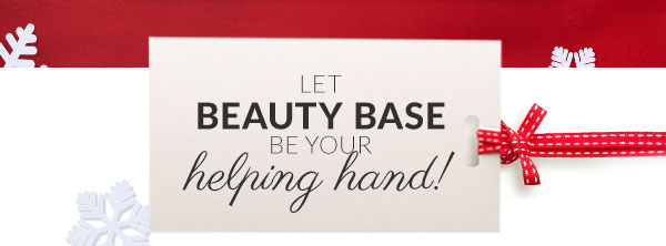 Let Beauty Base be your helping hand