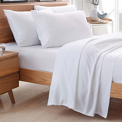 6-Piece Luxury Soft Bamboo Sheet Set in 12 Colors