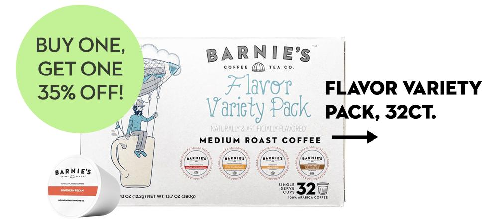 32ct. Flavor Variety