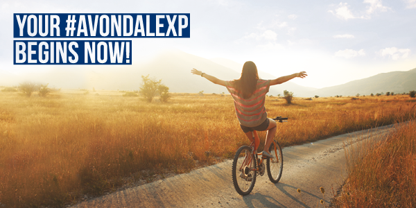 Your #AvondaleXp Begins Now! |