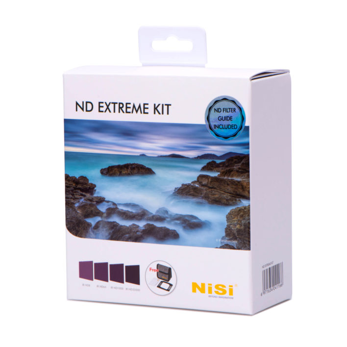 NiSi Filters</br> 100mm ND </br>Extreme Kit</br>