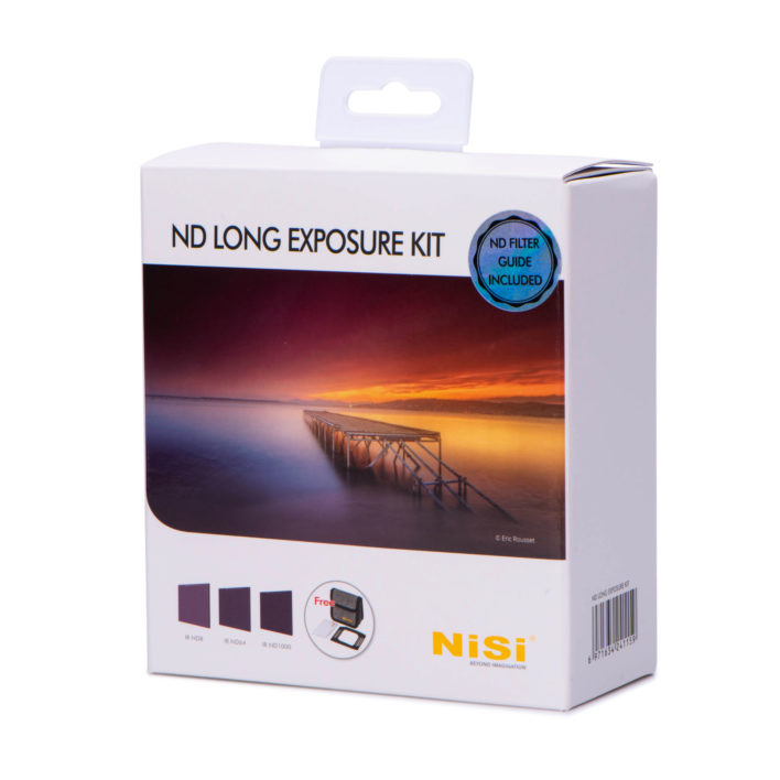NiSi Filters</br> 100mm ND Long Exposure Kit</br>
