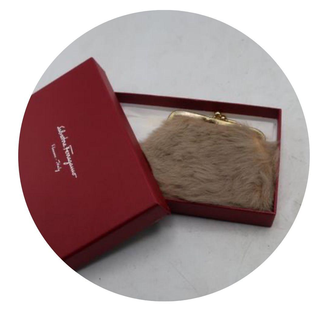 Salvatore Ferragamo Coin Wallet