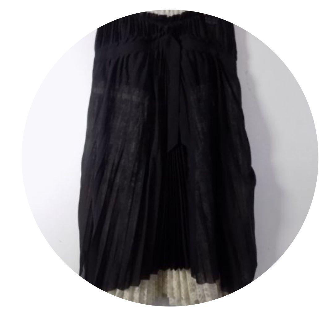 Issey Miyake Black Skirt Size 3