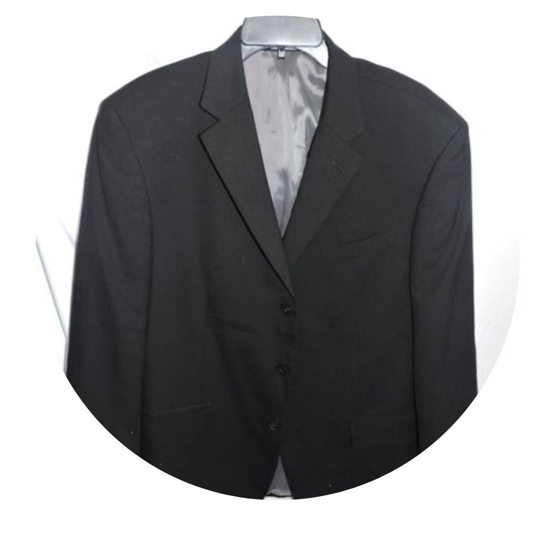 Oscar De La Renta Men's Jacket Size 44R