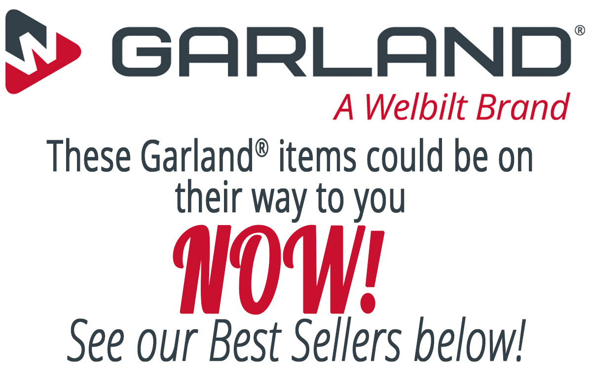 Shop Garland today - and get Free Shipping!