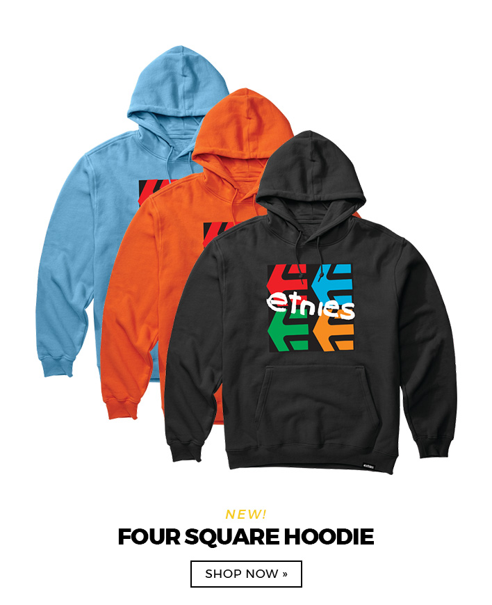 Four Square Hoodie