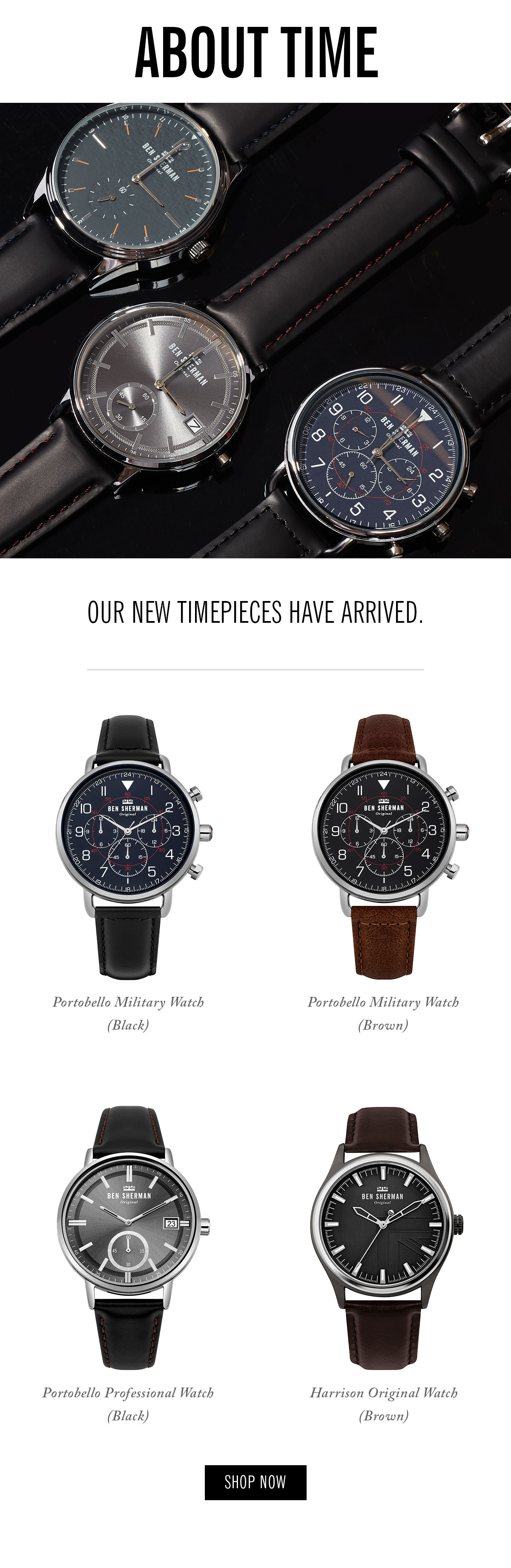 Watches | Shop Now