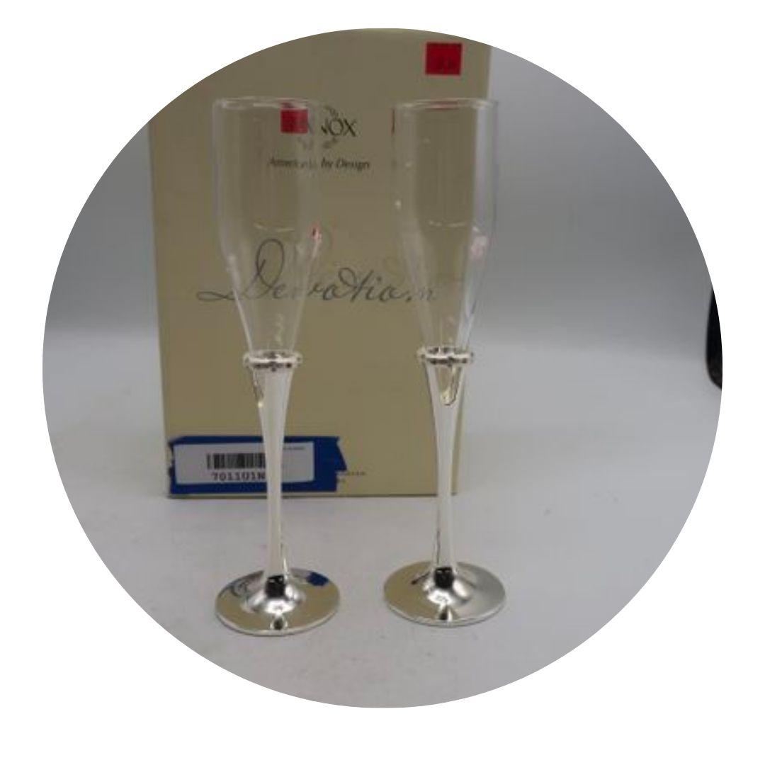 Lenox Champagne Flute Set
