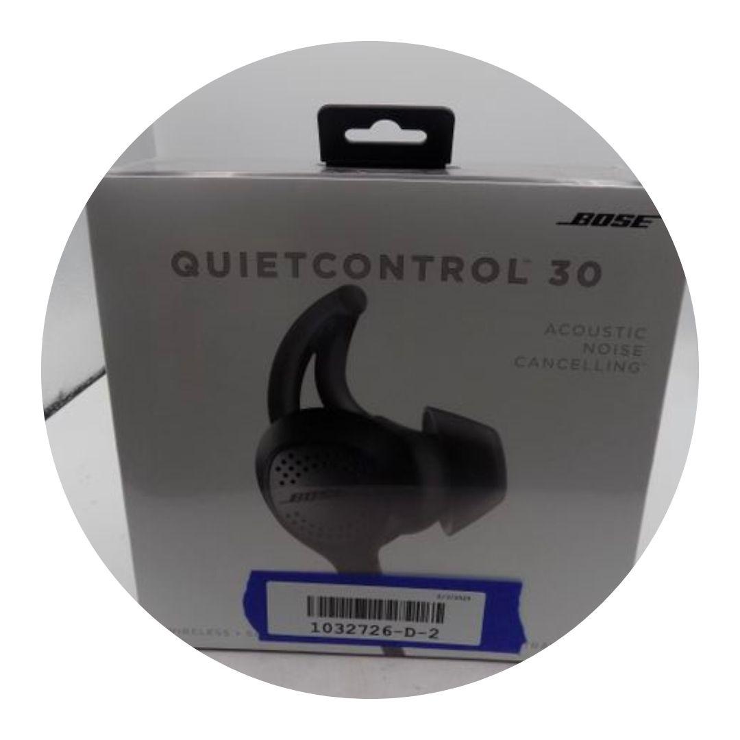 Bose Quiet Control 30 Headphones