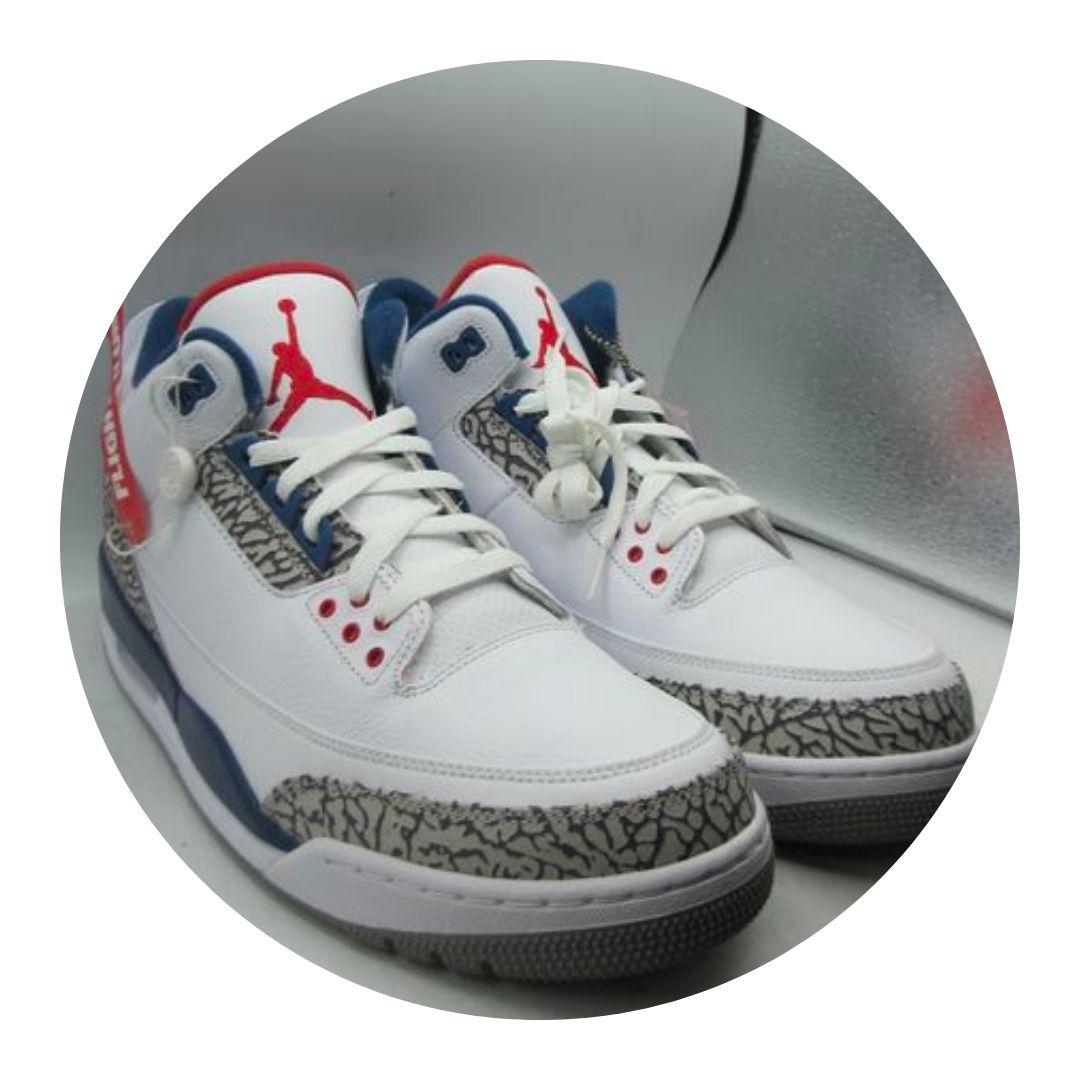 Nike Air Jordan 3 Retro OG Blue
