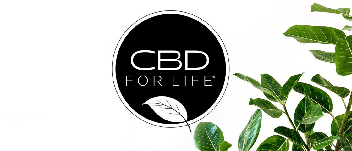 CBD For Life banner