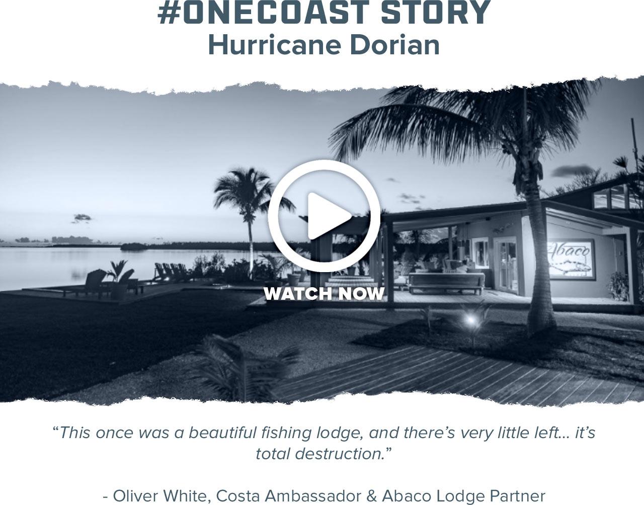 #One Coast Story: Oliver White