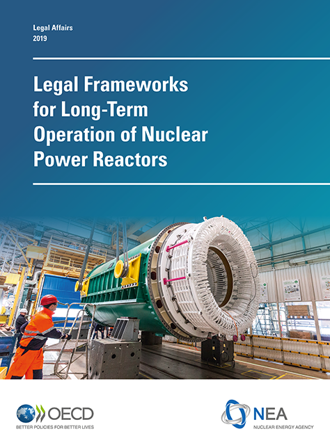 Legal Frameworks for Long-Term Operation of Nuclear Power Reactors