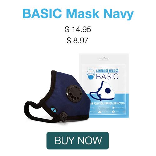 BASIC Mask Navy $8.97