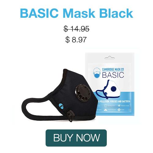 BASIC Mask Black $8.97
