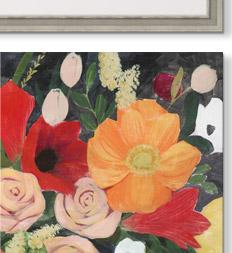 November Bouquet II by Grace Popp