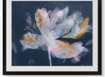 Magnolia Gloaming No. 2 by Elisa Sheehan