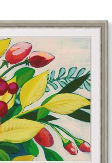 Vivacious Bloom I by Grace Popp