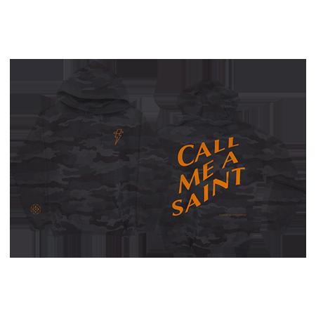 Shinedown - Call Me A Saint Hoodie (Black) Image