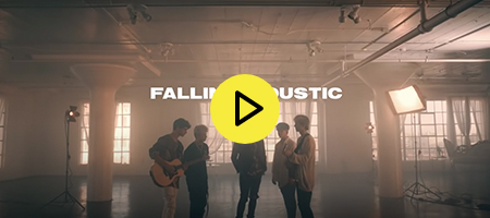 Why Don''t We - Fallin (Adrenaline) [Official Acoustic Video] Image
