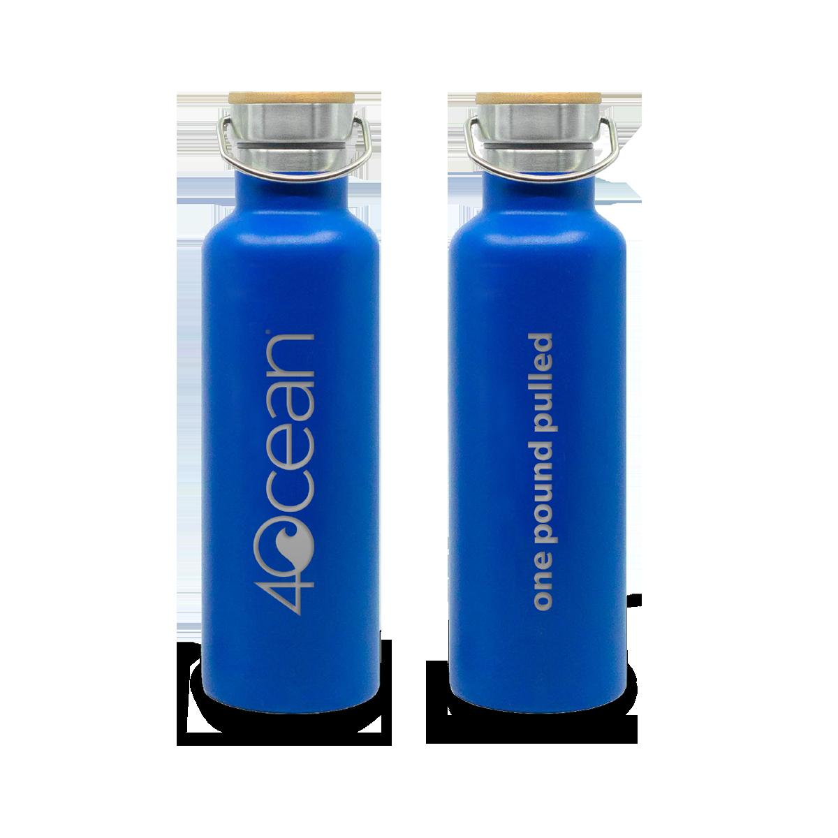 4ocean Reusable Bottle - Blue