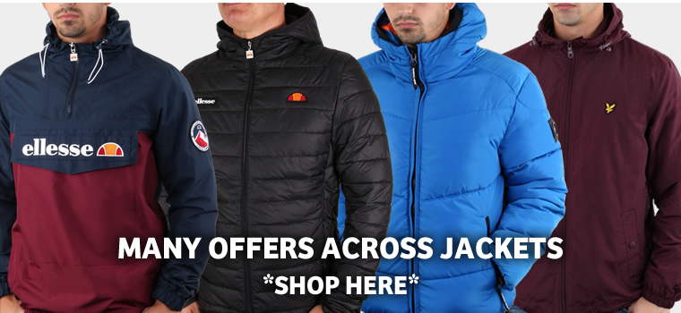Jackets Collection Sale