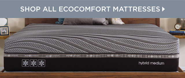 Shop All Ecocomfort Mattresses
