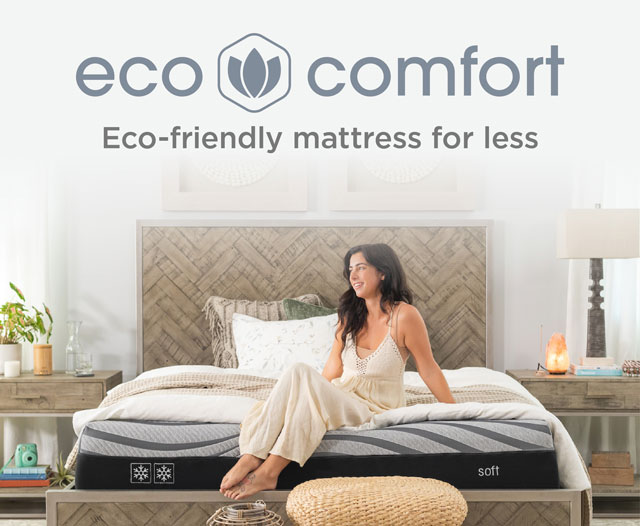 Ecocomfort — Eco-friendly Mattress for Less