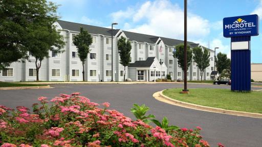 Microtel Inn & Suites Madison exterior