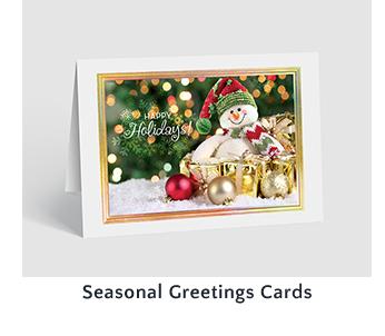 Seasonal Greetings Cards