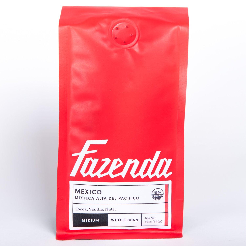 Mexico Mixteca (Medium Roast - Fair Trade & Organic)