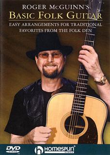 Roger McGuinn - Basic Folk Guitar