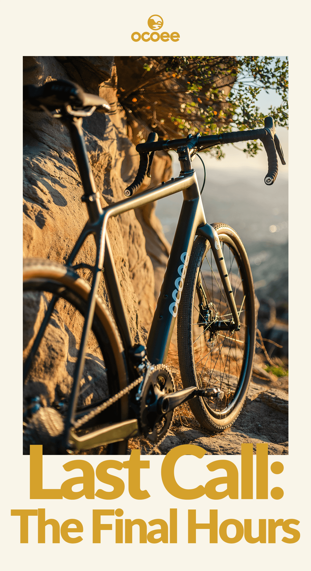 It's the final countdown: the Ocoee Black Friday + Cyber Monday savings are coming to an end! Save up to $410 on a new Ocoee bike.