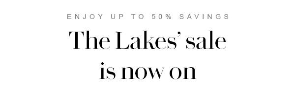 Lakes Sale