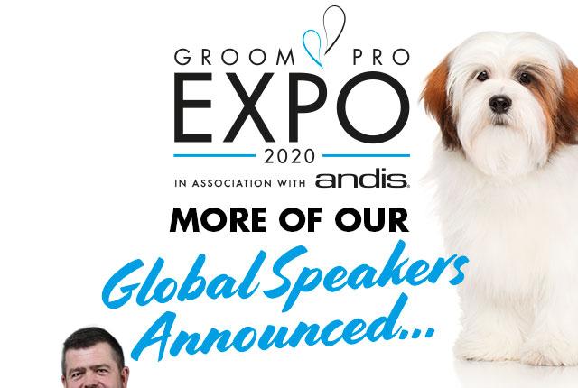 Groom Pro Expo 2020