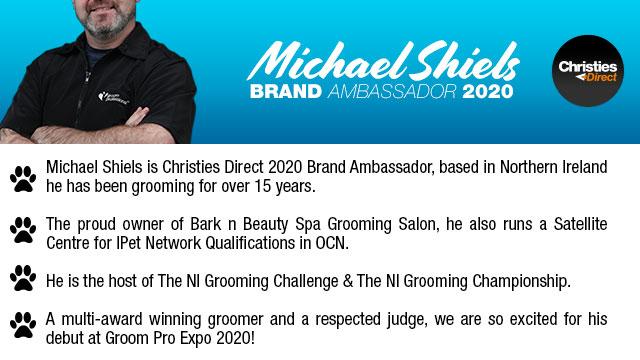 Michael Shiels