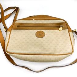 Gucci Gg Supreme Canvas Crossbody Bag