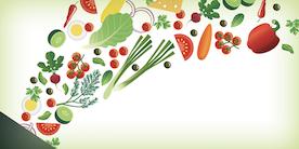 Assorted vegetables - Image