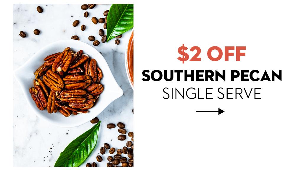 Southern Pecan Single Serve